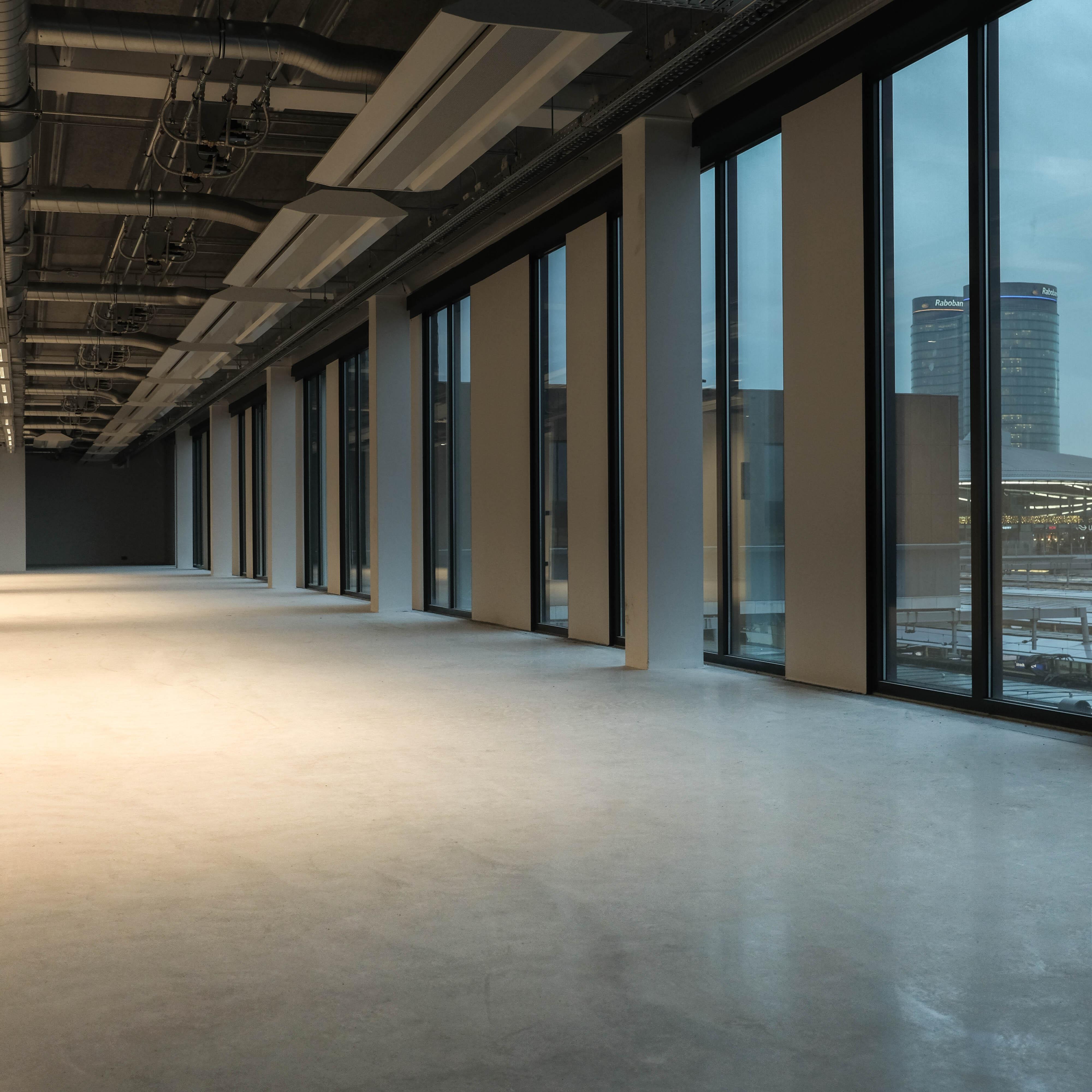 Bedrijfspand Utrecht Wvl Floorsolutions