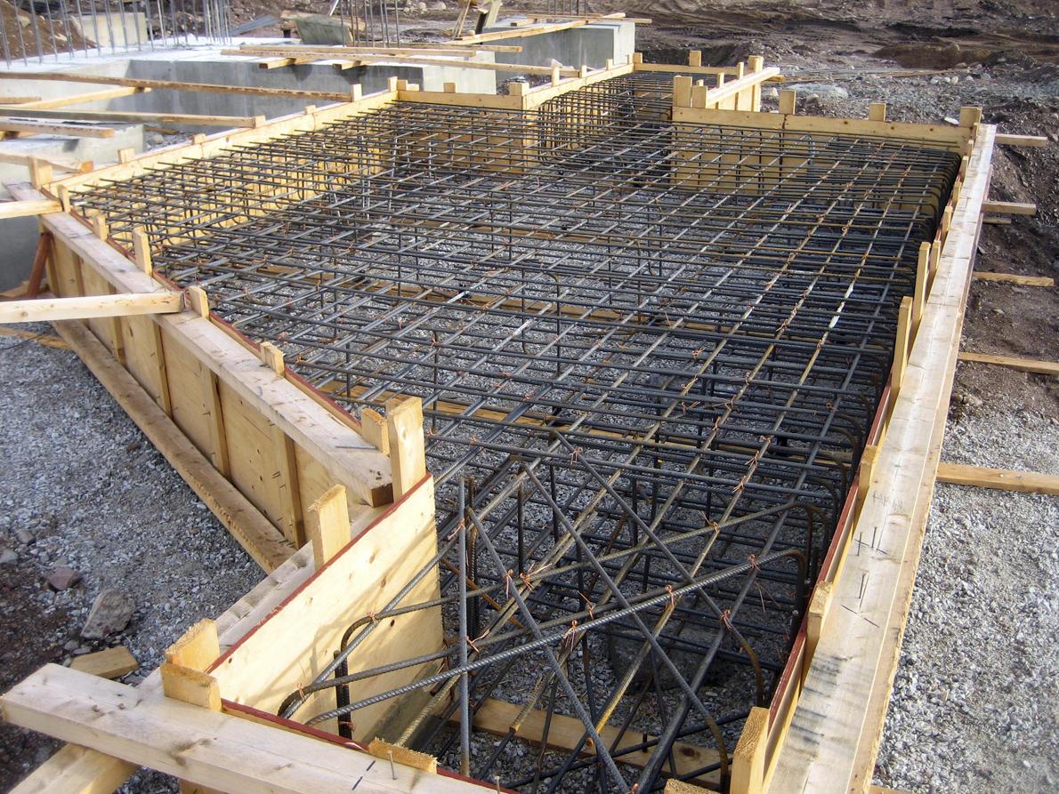 merikeskus vellamo foundations8 0 - Betonvloer Storten
